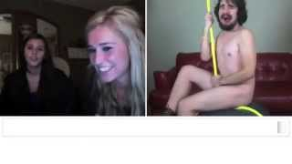 Miley Cyrus Wrecking Ball (Chatroulette Version) 1080p
