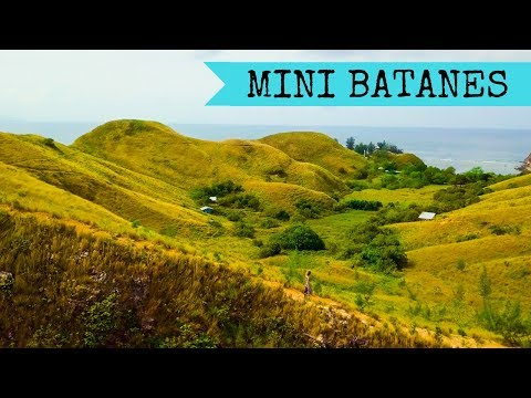 The MINI BATANES we just discovered | Mararison Island | Antique Philippines travel 2018