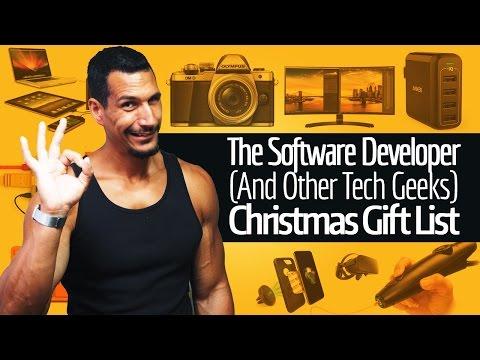 Software Developer Gifts (& Other Tech Stuff) 2016