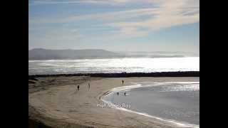 Anoush... Calm before Half Moon Bay Mavericks Surf