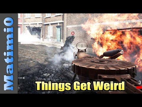 Things Get Weird - Battlefield 1
