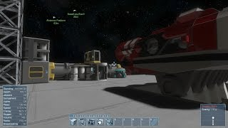 Space Engineers Update 01.086 Space Race (fixed glitches) planets?