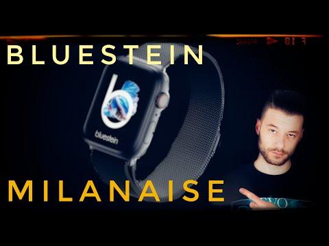 Bluestein Milanaise Armband - Unboxing und Test + Giveaway Auflösung