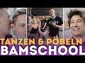 Mit Dagi Tanzen Und Pöbeln In Der Julien Bamschool