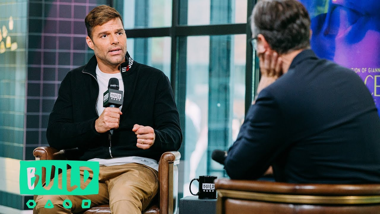Ricky Martin Raves About Working With Édgar Ramírez And The Entire ...