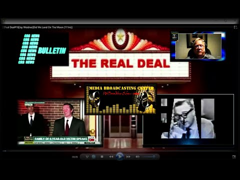 [!]The Real Deal #16 [Jay Weidner] Did We Land On The Moon (111m)}