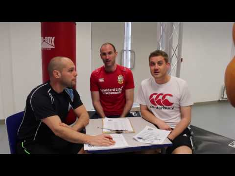 British Lions 2017 Selection Special- EnglandRugbyAnalyst