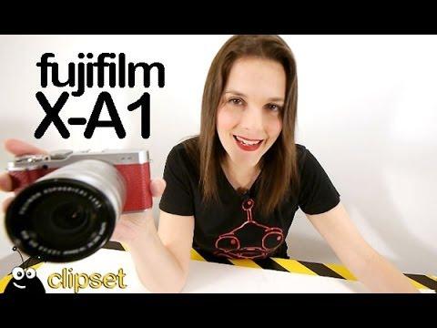 Fujifilm X-A1 X-M1 review Videorama