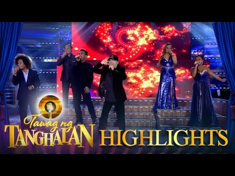 April Boy Regino performs his OPM Hits with TNT 3 Quarter 3 semifinalists | Tawag ng Tanghalan