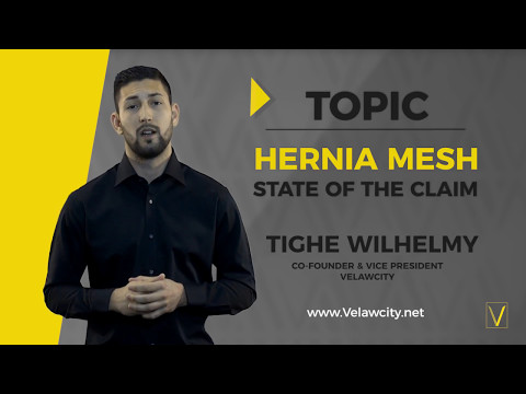 Hernia Mesh Lawsuit | State of the Claim