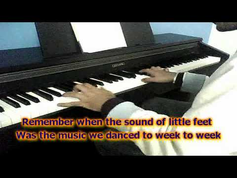 Remember When Piano Cover (Alan Jackson) By Angad Kukreja