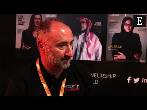 #EntMETalks: Simon Galpin, Managing Director, Bahrain EDB