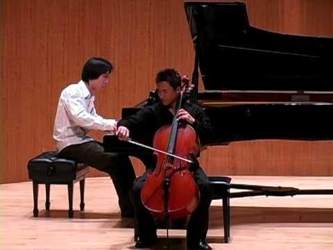 River Flows in You cello cover (Yiruma/Liu)