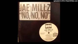 Jae Millz No, No, No Prod By  Scram Jones HQ