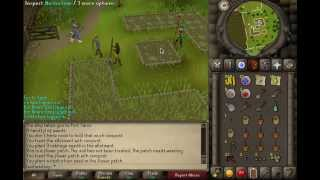 07 Old School Runescape Complete Farming Guide for Beginners