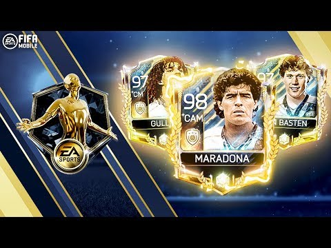 HUGE PROGRAM PLAYER PACK OPENING!!! 3 x PROGRAM PLAYER BUNDLES AND MORE!!! FIFA MOBILE