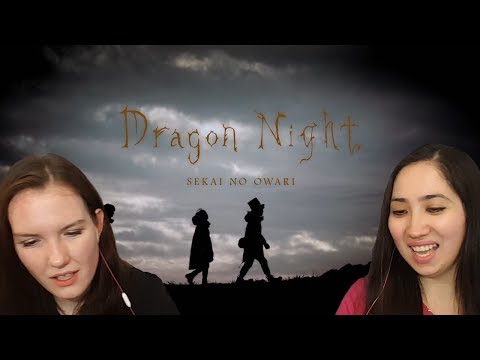 SEKAI NO OWARI - Dragon Night Reaction Video
