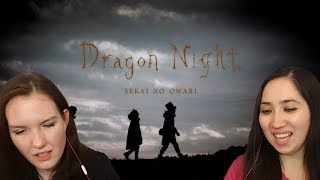 SEKAI NO OWARI - Dragon Night Reaction Video
