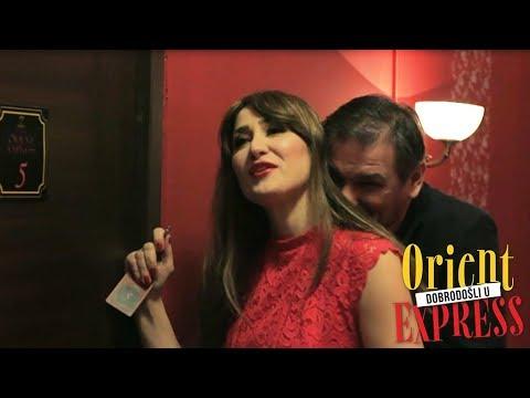 """U sedmoj epizodi """"Dobrodošli u Orient Express"""" gledajte…"""