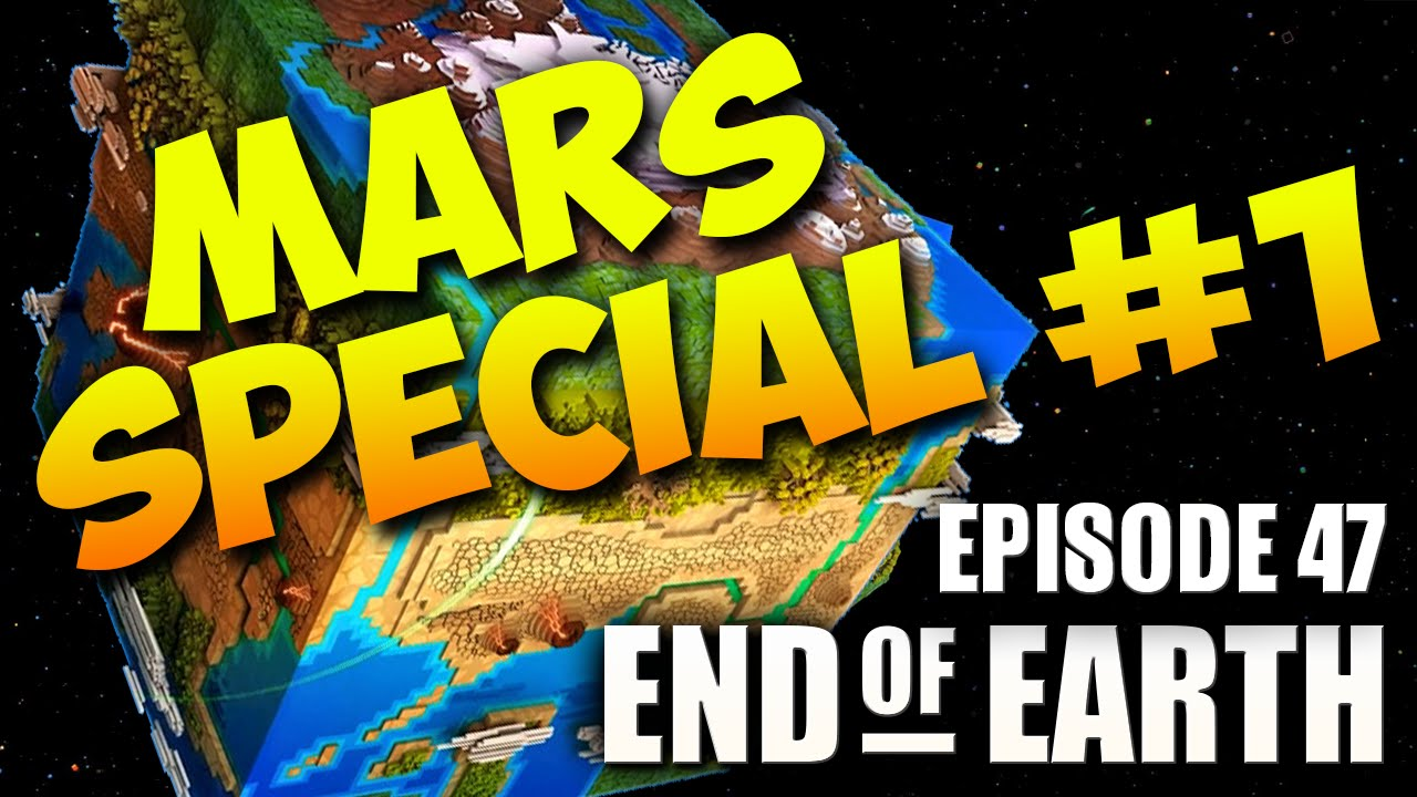 End of Earth | Minecraft Modded Survival Ep 47 | MARS SPECIAL #1 (Steve's  Galaxy Modpack)