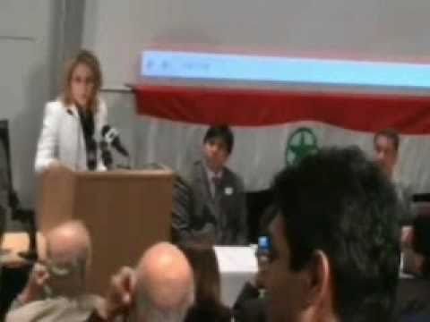 Fakhteh Zamani's speech - Azerbaijanis in Iran: A Human Rights Approach