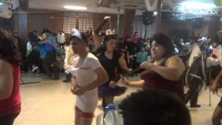 carnaval de santa apolonia teacalco.. conecticut 02-18-12