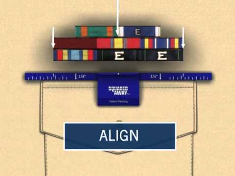 US Navy Ribbon Stick.wmv