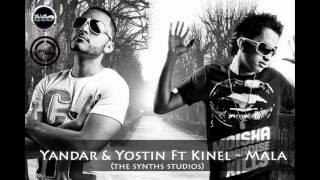 Yandar Y Yostin Ft. Kinel - Mala (The Synths Studios) (Oficial)