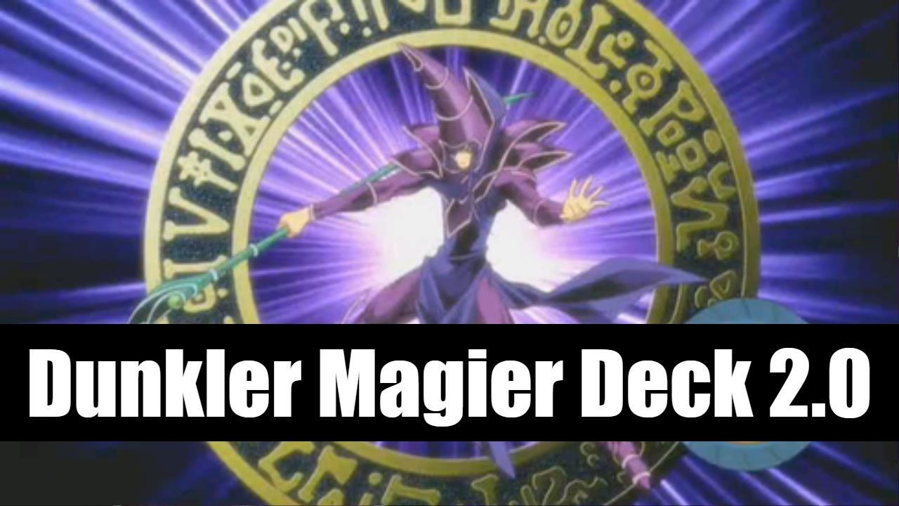 Magier Deck