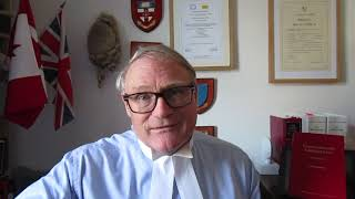 Phillip Taylor MBE review. Commonwealth Criminal Law