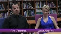 Anne Alakortes - Arto Tuominen