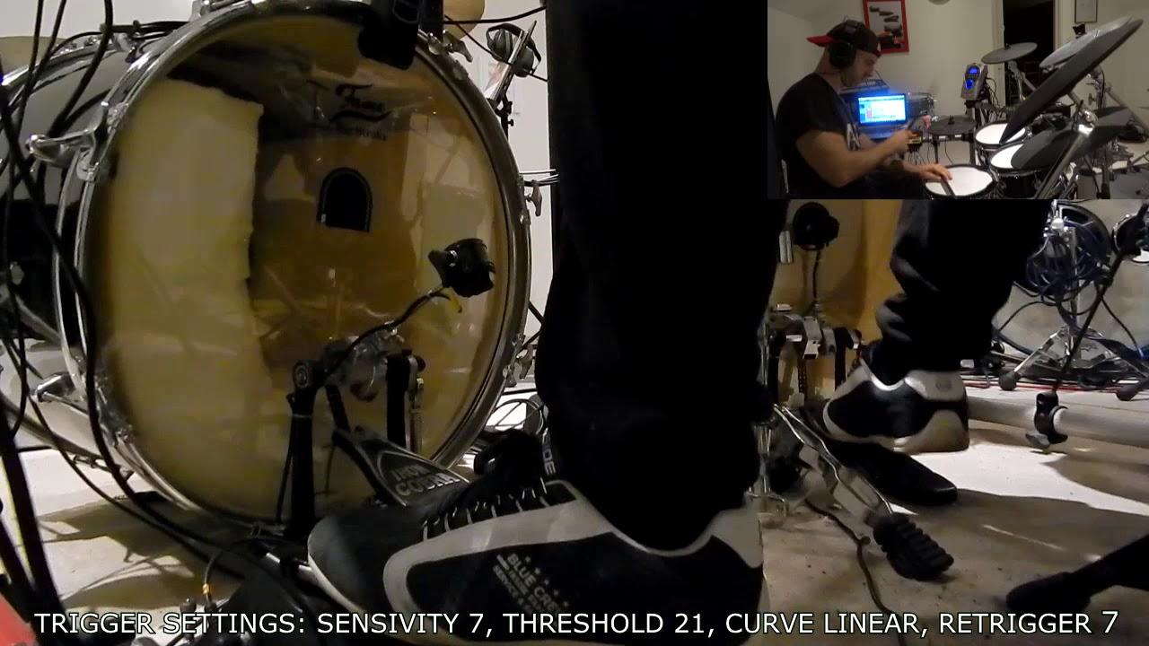 triggera bix v2 beater trigger bass drum trigger youtube. Black Bedroom Furniture Sets. Home Design Ideas
