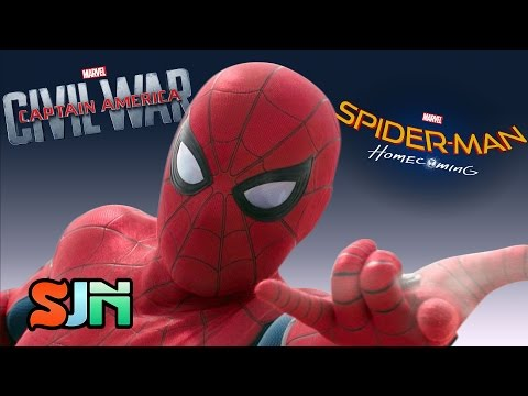 Do New Spider-Man Toys Spill Film Secrets?