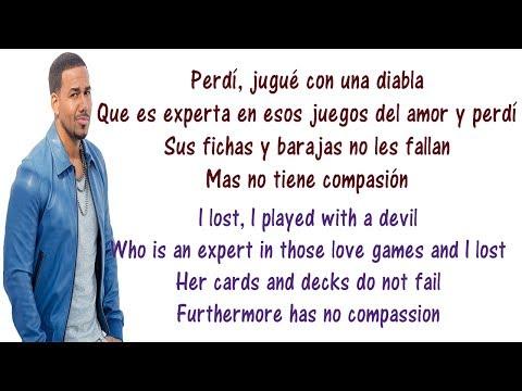 Romeo Santos- La Diabla Lyrics English and Spanish - Translation & Meaning - Letras en ingles