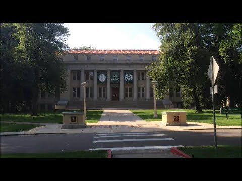 Colorado State University Campus Video Tour