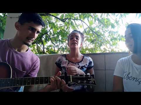 COVER - Yeshua (part. Heloísa Rosa) - Fernandinho// Partc. Caroline Maia E Emerson Vicente