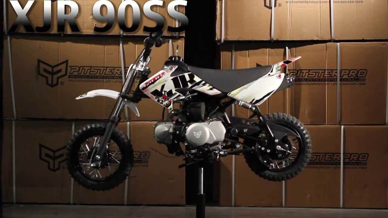85 2007 Pitster Xjr 90ss Pit Bike By Pro Dirt X4m Wiring Bikes Thumpertalk