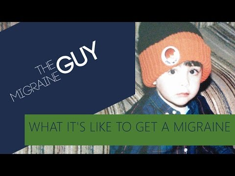 The Migraine Guy - What It's Like To Get Chronic Migraines