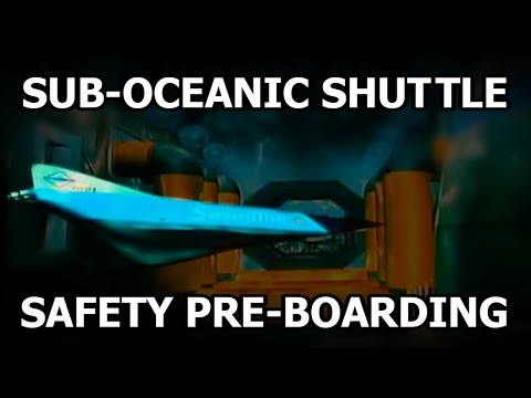 Hydroid 94 (Sub-Oceanic Shuttle) Safety Pre-Boarding