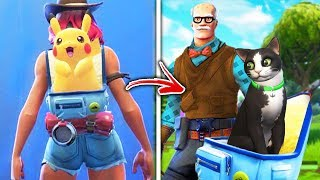 Top 10 Fortnite Season 6 Pets THAT NEED TO COME SOON!