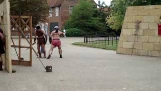 Blind Gladiators 2