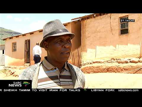 Mcheni Primary School In The Eastern Cape Without Proper Structures