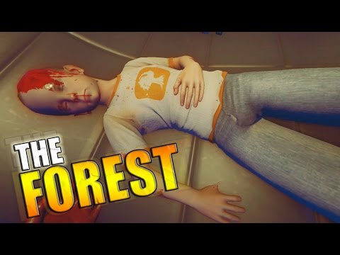 Thumbnail: RESCATANDO A MI HIJO !! - The Forest | Fernanfloo