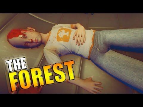 RESCATANDO A MI HIJO !! - The Forest | Fernanfloo