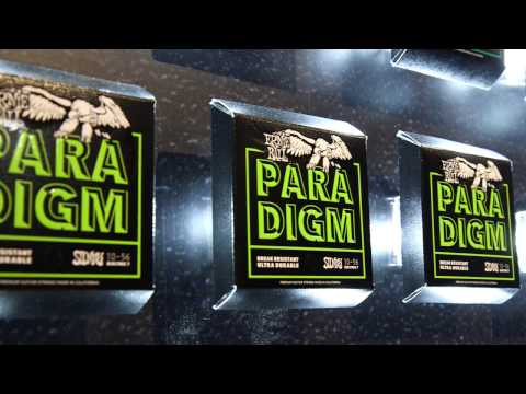 Ernie Ball Paradigm Guitar Strings