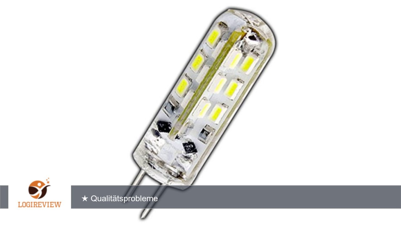 Dimmbare g4 high power led warmwei mit 15 watt dimmbar und 24 dimmbare g4 high power led warmwei mit 15 watt dimmbar und 24 smds 12v dc 125lm fr dimmer parisarafo Images