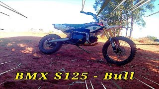 BMX S125 - Bull Motors - Mini Moto Cross