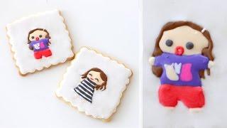 YouTuber Cookies - INGRID NILSEN &amp MIRANDA SINGS