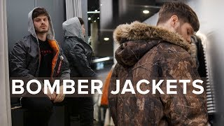 Men's Bomber Jackets | Things to Know Before You Buy