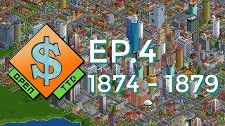 OpenTTD Gameplay Time Lapse [EP.4] Fish Market + Junction.